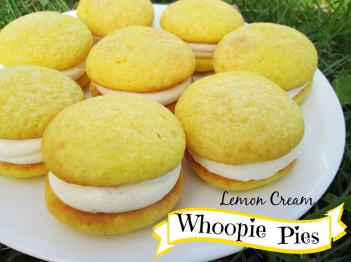 lemon whoopie